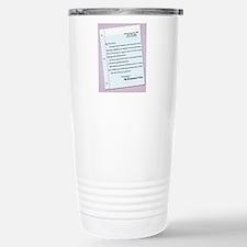 letter16x20 Travel Mug