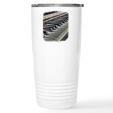 old piano Travel Mug