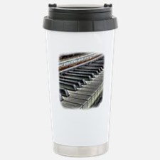 old piano Travel Mug