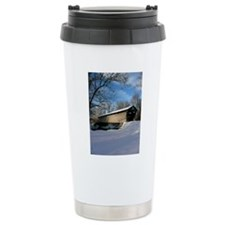 Covered Bridge Travel Coffee Mug