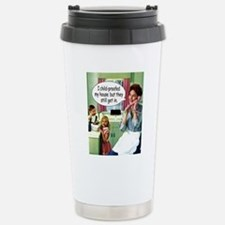 26HCD00Z Stainless Steel Travel Mug
