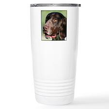 German Shorthaired Poin Travel Mug