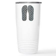 Steel Plate Travel Coffee Mug