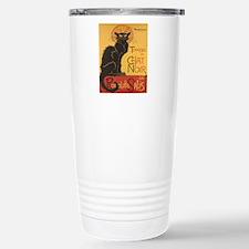 chatnoirposter Stainless Steel Travel Mug