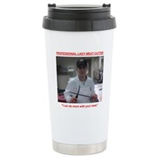 ladycutter Travel Mug