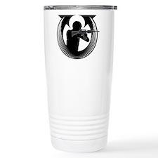 Phantom Tactical Black Travel Mug
