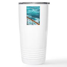 CruiseShipWake Travel Mug