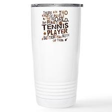 tennisplayerbrown Travel Mug
