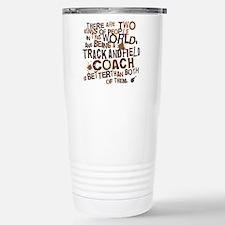 trackandfieldcoachbrown Travel Mug