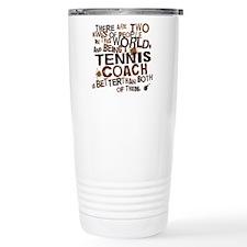 tenniscoachbrown Travel Coffee Mug