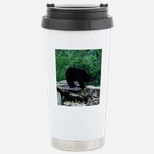 beartile11 Stainless Steel Travel Mug