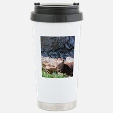 ottertile1 Stainless Steel Travel Mug