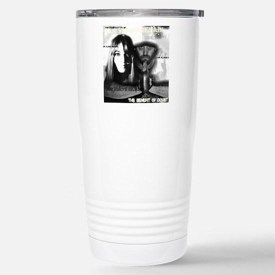 OFR ALBUM TRANSPARENT B Stainless Steel Travel Mug