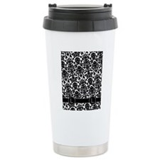 L_flip_flops_monogram_0 Thermos Mug