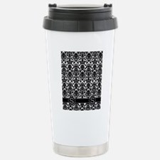 S_flip_flops_monogram_0 Thermos Mug