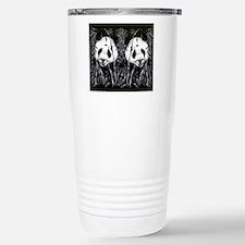 panda_flip_flops Travel Mug