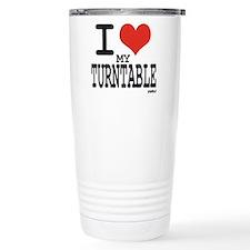I love my turntable Travel Mug
