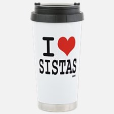 I love Sistas Travel Mug