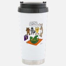 """Tortoise and the Travel Mug"