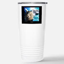 Angel-Pig-Large-Framed- Stainless Steel Travel Mug