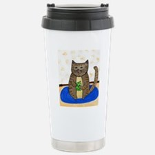 Fat Cat Travel Mug