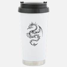 dragon Stainless Steel Travel Mug