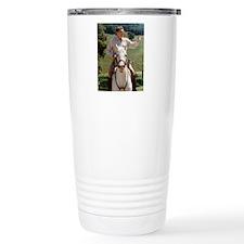 Reagan_on_horseback Travel Mug