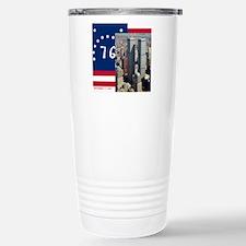 WTC-Complex-Atop-Bennin Travel Mug