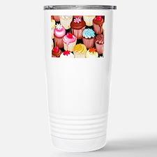 yumming cupcakes Stainless Steel Travel Mug