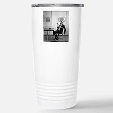 Mies van der Rohe in ch Stainless Steel Travel Mug