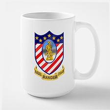 Uss Ranger Cva-61 Large Mugs