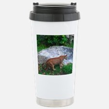 cougmouse3 Stainless Steel Travel Mug