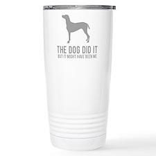 dogDitIt3 Travel Mug