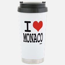 I love Monaco Stainless Steel Travel Mug