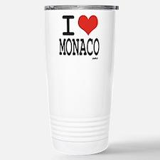 I love Monaco Travel Mug