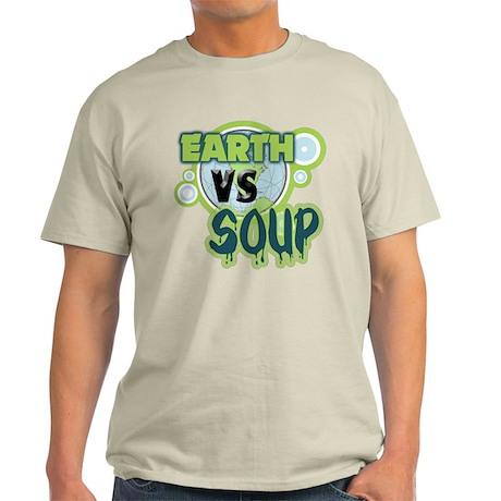 Earth VS Soup Light T-Shirt
