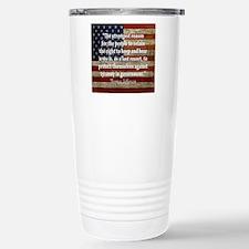men_wallet_06 Thermos Mug