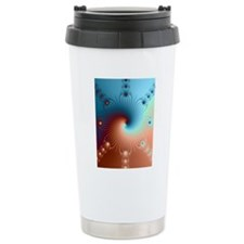 radial_ipad_case Travel Mug