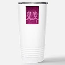 FlipFlops_CurlyRibbon_P Travel Mug