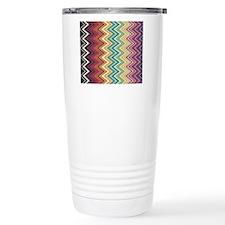 zigzag-horizontal Travel Mug
