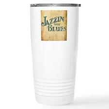 Jazzin the Blues 2 (Squ Travel Mug