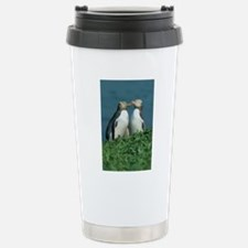Yellow-eyed Penguin, (M Travel Mug
