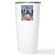 Dominican Republic, Car Travel Coffee Mug