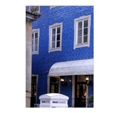 Sintra. Phone booth next  Postcards (Package of 8)