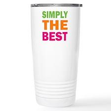 Simply The Best Travel Coffee Mug