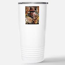 Jazzed Stainless Steel Travel Mug