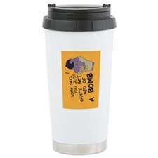 BMan_Some_Days_keychain Travel Mug