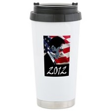 Obamaflag3 Travel Mug