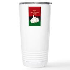 ornaGarlic Travel Mug
