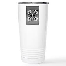 DiamondButterfly_iPadSl Travel Coffee Mug